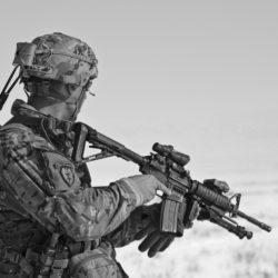 A-kasse for soldater