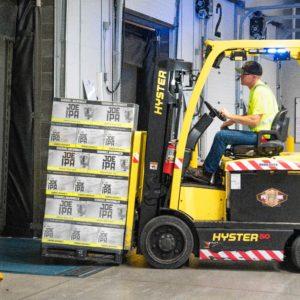 a-kasse for lagerarbejdere