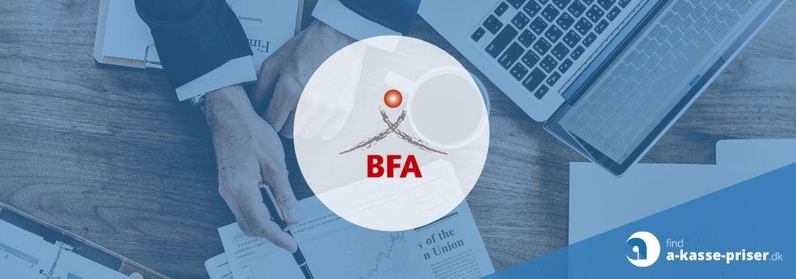 BFA (Byggefagenes Arbejdsløshedskasse) a-kasse
