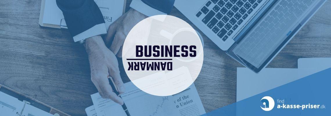 Udmeldelse af Business Danmark