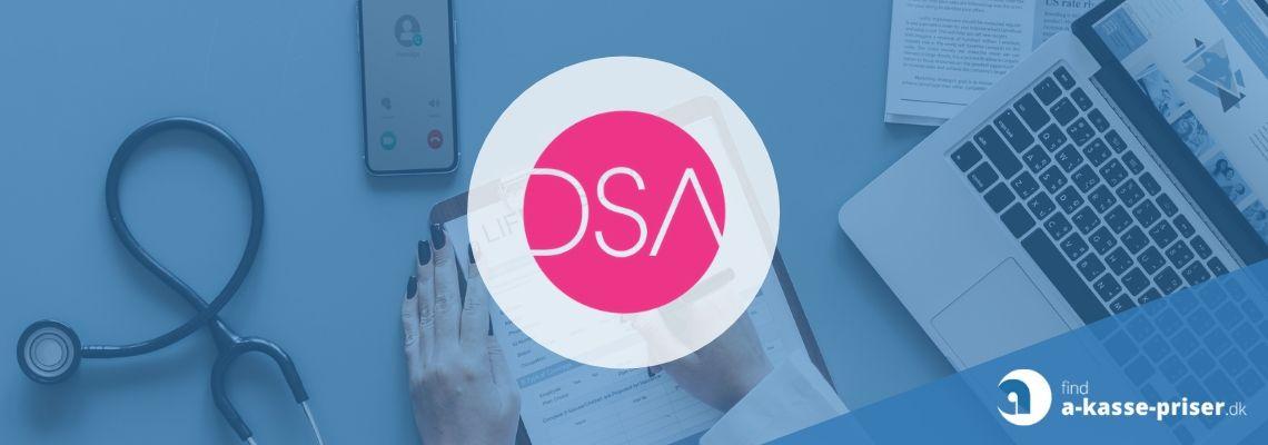 Udmeldelse DSA