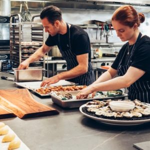 Fagforening for kokke og tjenere