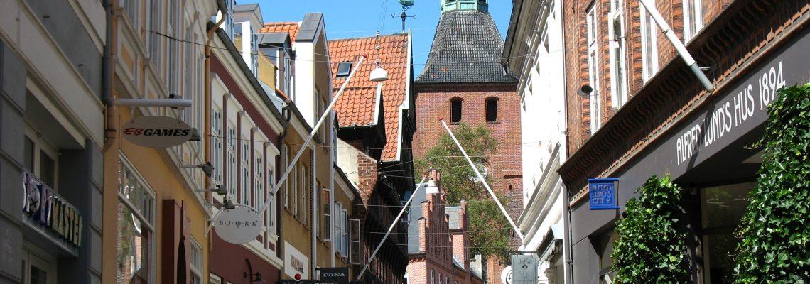 Find a-kasser i Svendborg